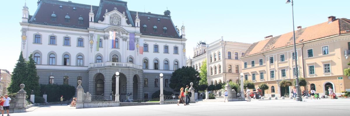 Univerza v Ljubljani / University of Ljubljana