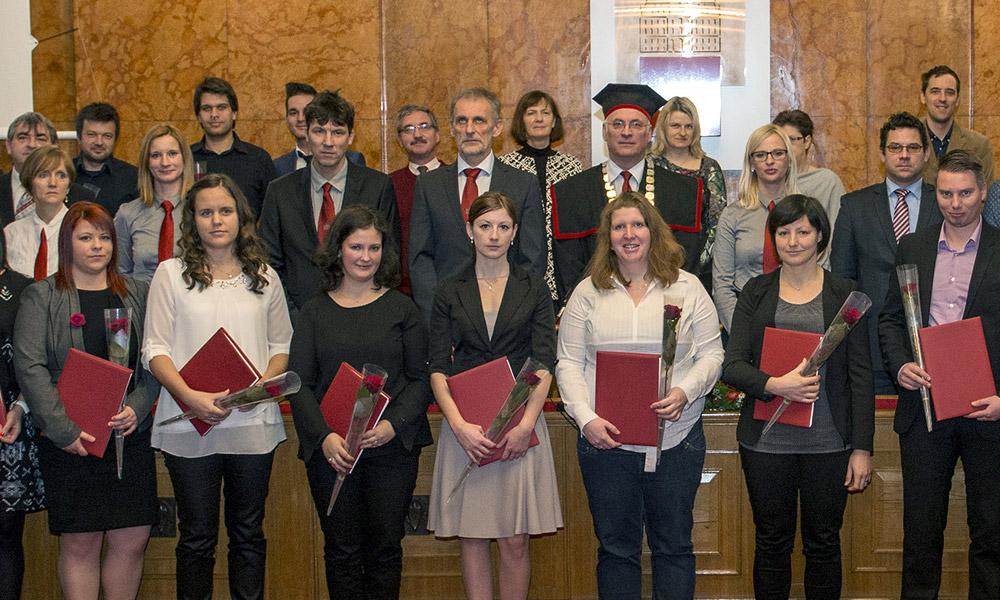 Podelitve diplomskih listin diplomantom in magistrantom