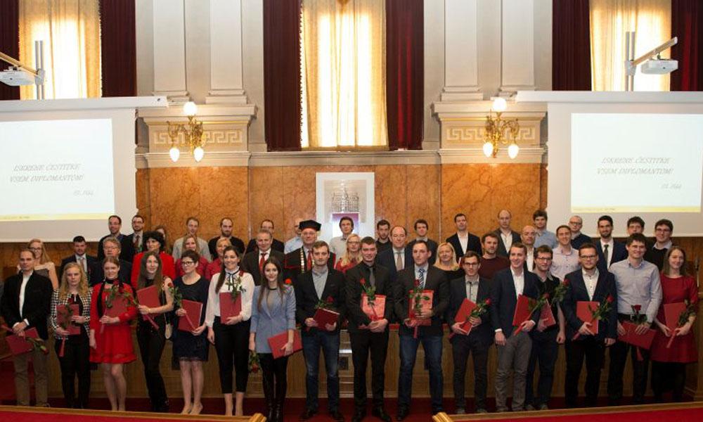 Svečana podelitev diplom 2020