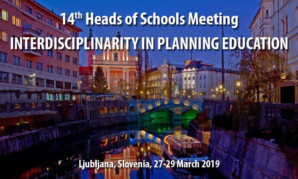 14. srečanje AESOP predstavnikov evropskih načrtovalskih šol