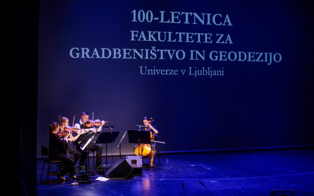 Slavnostna akademija ob 100-letnici Fakultete