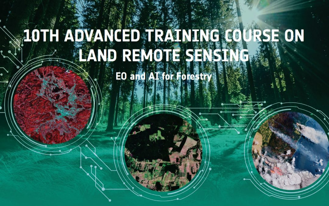 Poletna šola ESA: 10th Advanced Training Course on Land Remote Sensing
