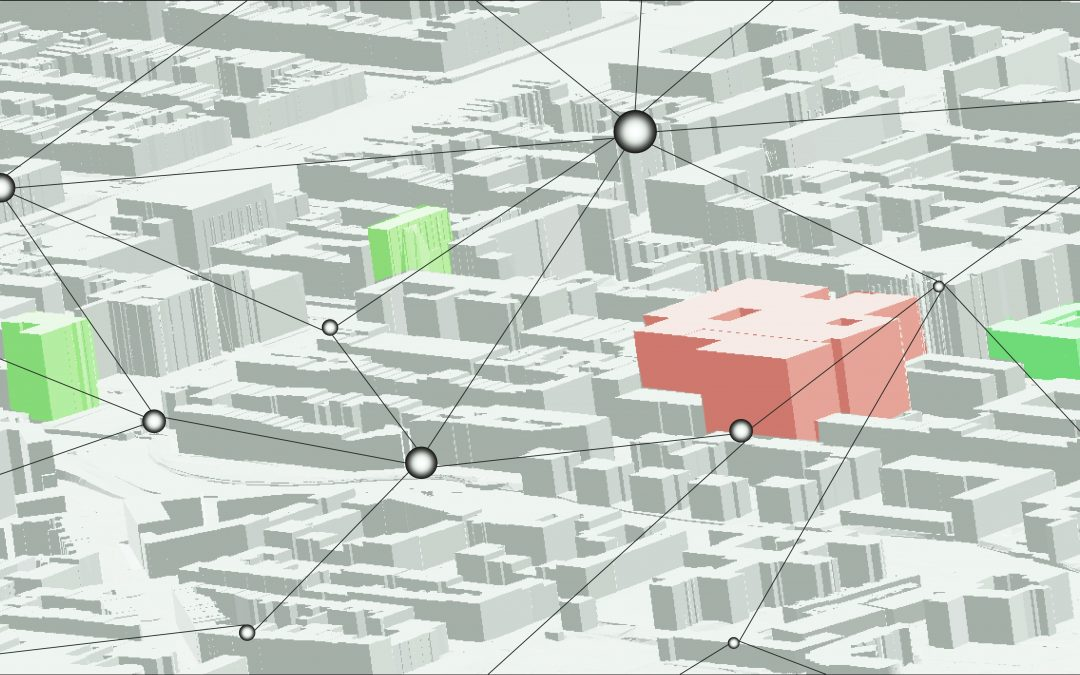 Evropska mreža EUnet4DBP in GeoBIM