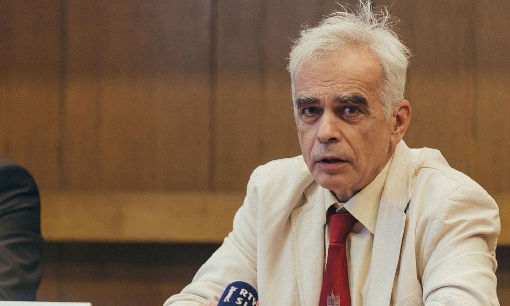 Prof. dr. Mitja Brilly prejel častni naziv zaslužni profesor Univerze v Ljubljani