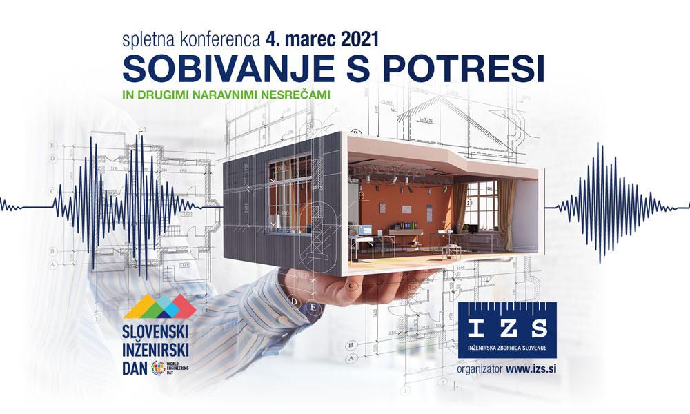 Študenti UL FGG na konferenco ob slovenskem inženirskem dnevu brezplačno