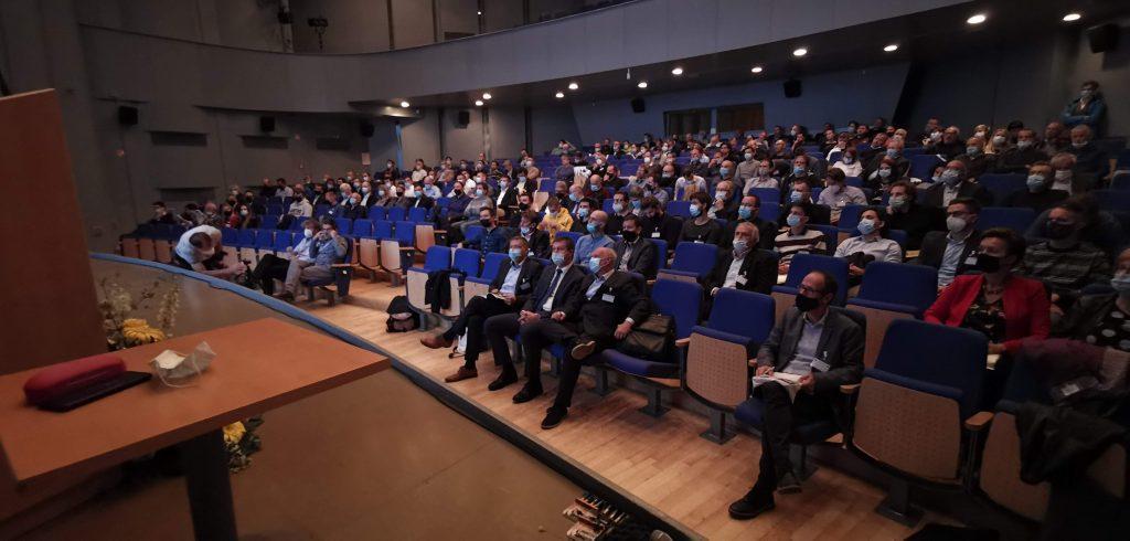 42. zborovanje gradbenih konstruktorjev Slovenije